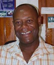 Ashford Wood, CEO of the Carnival Development Corporation.