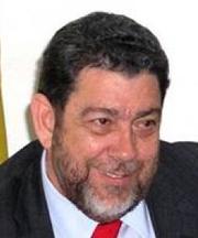 Prime Minister Dr. Ralph Gonsalves