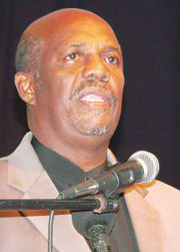 Opposition Leader Arnhim Eustace Says That Arrangements For The Funds Were 'Unusual And Highly Improper'. (Photo: Searchlight.vc)
