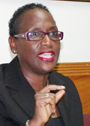 Lawyer Kay Bacchus-Browne (File Photo)
