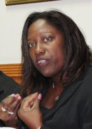 Nicole Sylvester