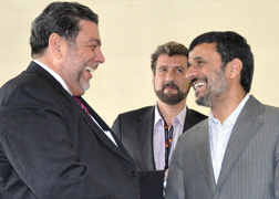 Pm Ahmadinejad