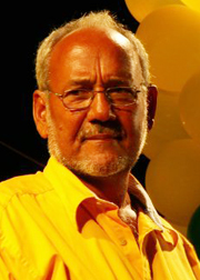 Former prime minister, Sir James Mitchell (File photo by Ovid Burke).
