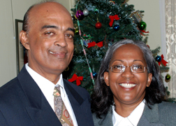 Desmond Morgan And Judith Jones Morgan