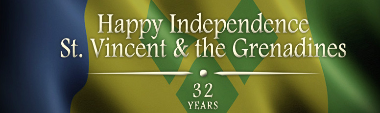 FEATURE—Independent St  Vincent and the Grenadines turns 32
