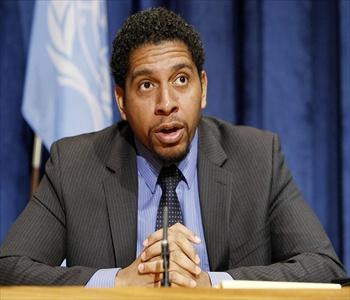 Ambassador Camillo Gonsalves (U.N. photo).