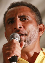 Member of Parliament for the Northern Grenadines (Internet photo)