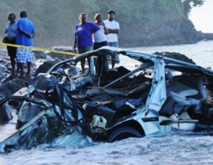 St Lucia Accident