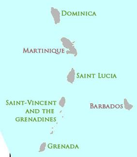 Windward Islands 2