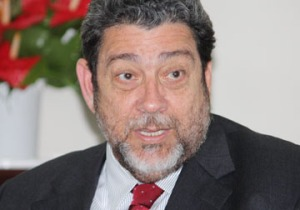 Prime Minister Dr. Ralph Gonsalves (File photo).