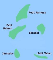 Tobagocaysmap