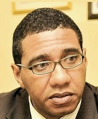 Andrew Holness Cp W370