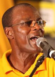 Member of Parliament for West Kingstown, opposition legislator Daniel Cummings (Internet photo).