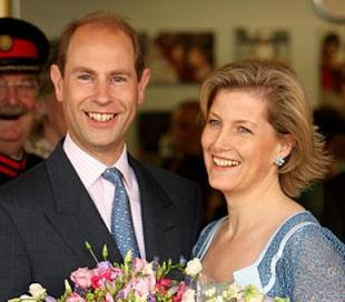 The Earl And Countess Of