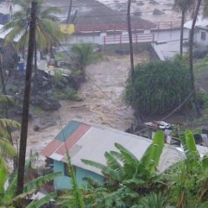 Flooding In Sandy Bay
