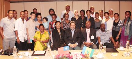 Pm Delegation