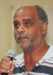BLA shareholder, Ron Browne.