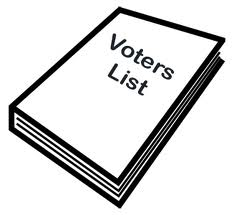 Voter's list