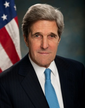 John Kerry, United States Secretary Of State