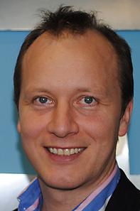 BBC journalist Paul Kenyon.