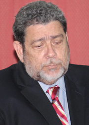 Prime Minister Dr. Ralph Gonsalves complained about the length of some questions submitted by Opposition lawmakers.