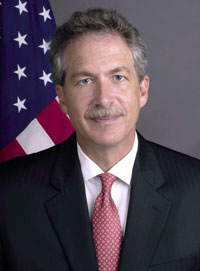 By William J. Burns, United States Deputy Secretary Of State.