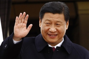 President of China, Xi-Jinping will arrive in Trinidad and Tobago on Friday, May 31, 2013 for a three-day visit. (Internet photo)