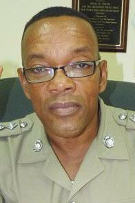 Police spokesman, ASP Jonathan Nicholls.