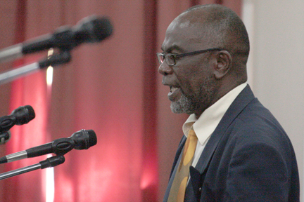 "Parliamentary Representative for Central Kingstown, St. Clair Leacock, says this country should be ""washing with money"" as a result of the EC$652 million project."